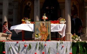 In fata Catedralei