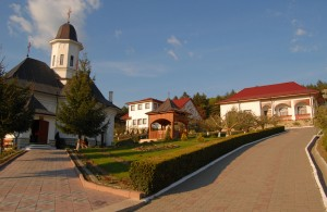 Manastirea Buciumeni