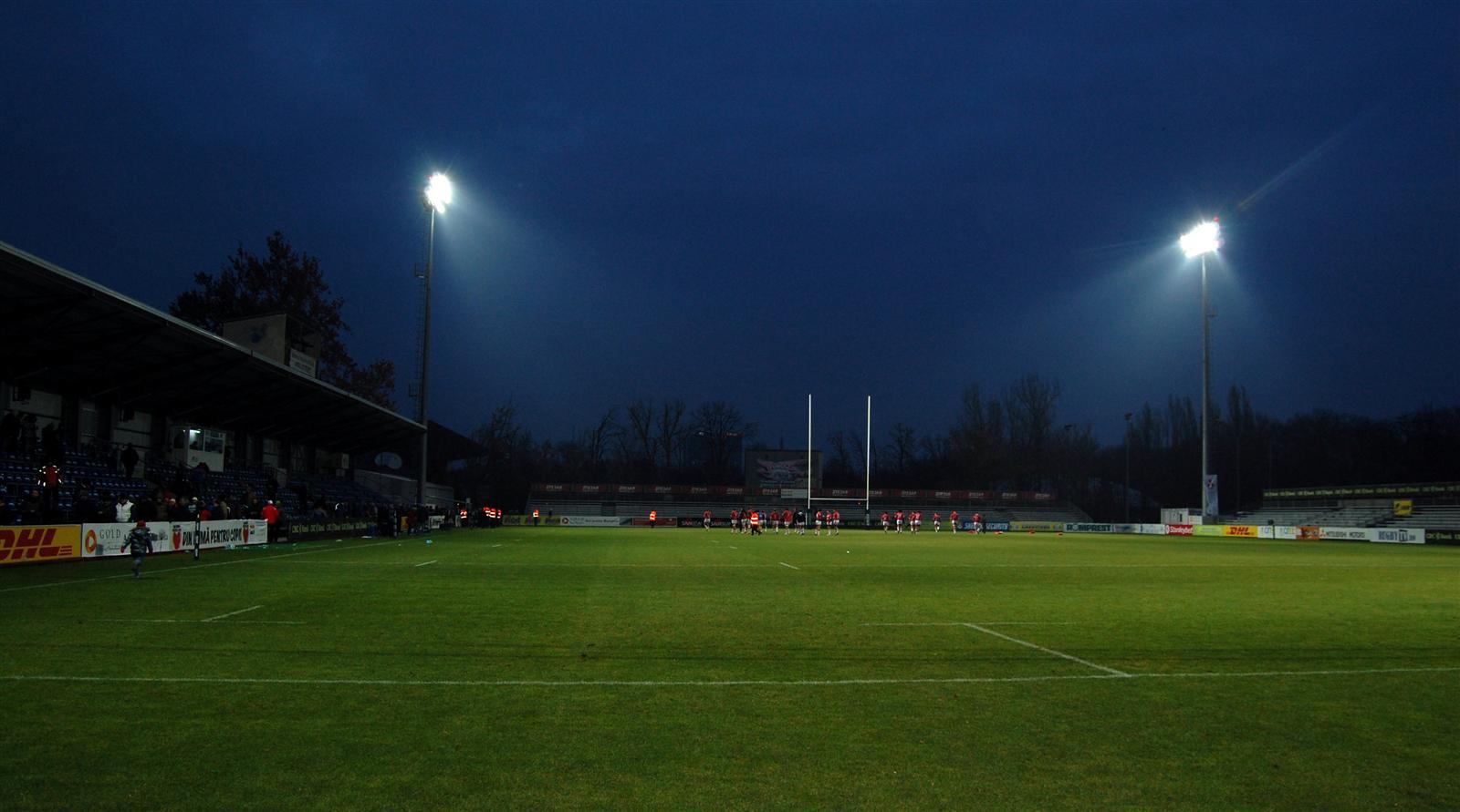 """Rugby – Stadionul """"Arcul de Triumf"""" – 08.12.2012"""