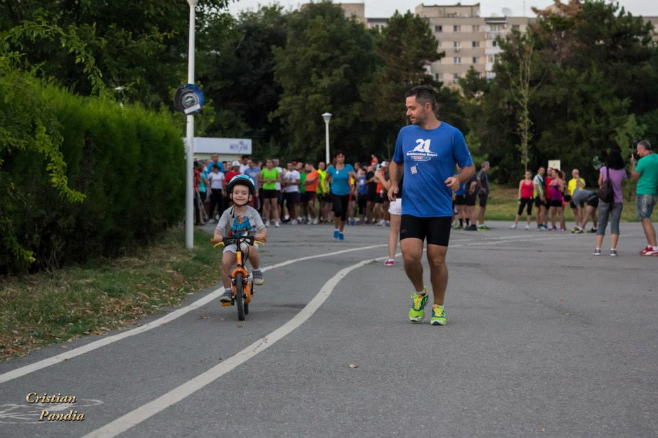 Time Trial Running No. 10 – Editie Speciala