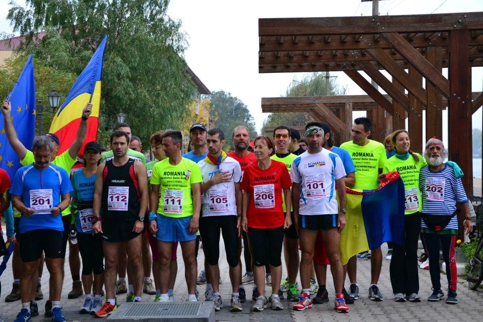 Invitatie la Maratonul DELTA DUNARII – Editia a II-a – 19 Octombrie 2013
