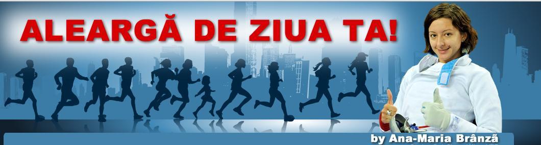 Alearga de ziua ta! – Duminica 24 Noiembrie 2013 – ora 10:00 – Parcul Tineretului