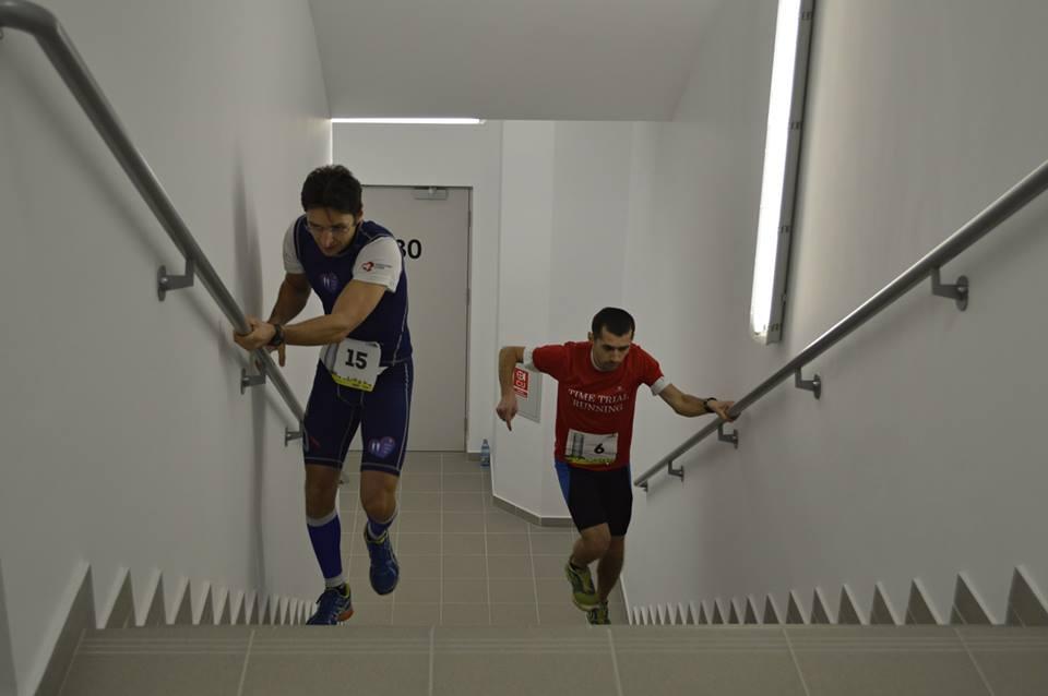 SKY RUN 2013 – Alergare pe scari – 34 de etaje