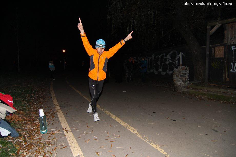 Time Trial Running Nr. 15 si Nr. 16 – Raport
