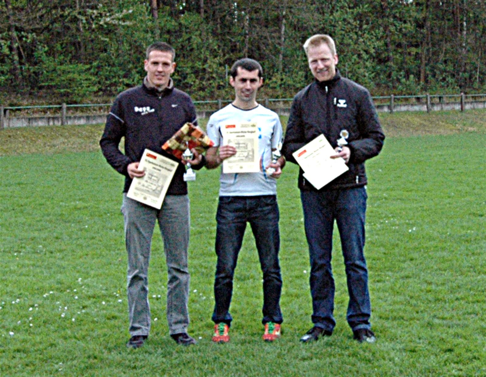 15. Sparkassen Bucke Berglauf 2014 – Stadthagen (Germania) – Un podium de Florii