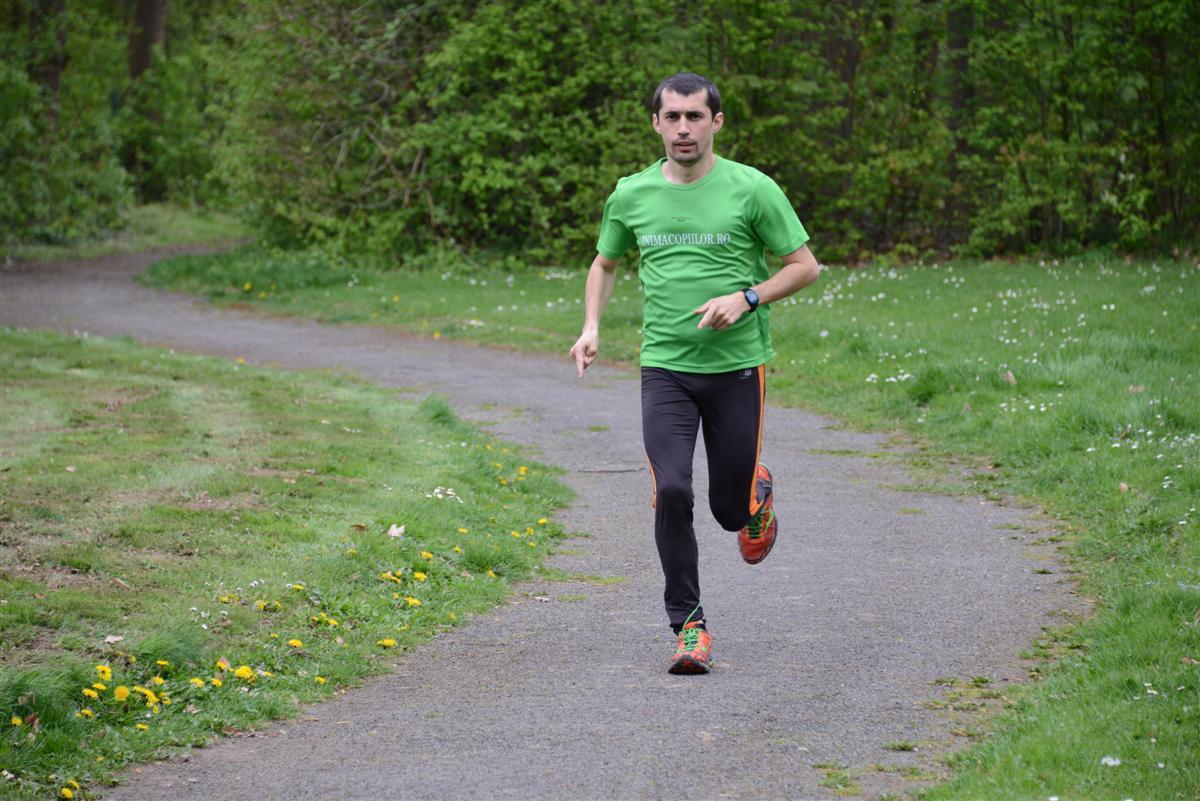Am alergat in Pas cu Paul – in Bad Oeynhausen – pentru Inima Copiilor
