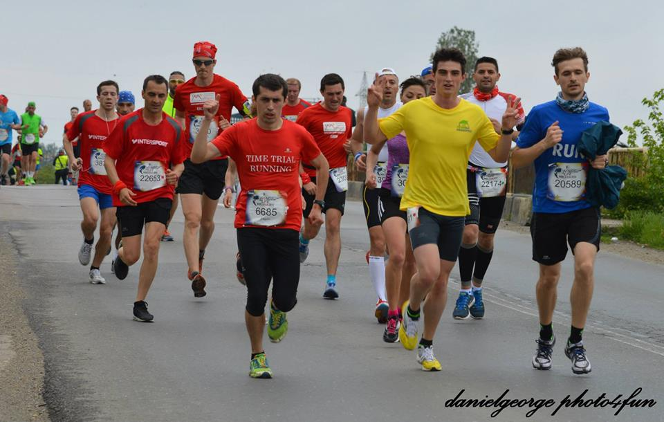 Wings For Life World Run 2014-Romania – Cand Finish-ul vine dupa tine talpile iti iau foc