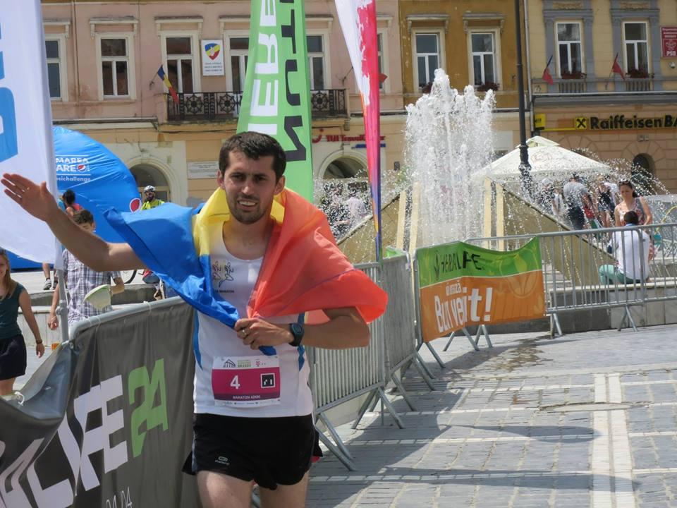 Maratonul International Brasov 2015 – Patimile unui maratonist