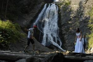 La Cascada Miresei