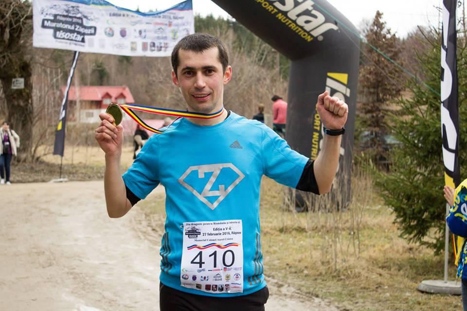 "Maratonul Zapezii – Rasnov 2016 – De 5 ori ""puternic si rezistent"""