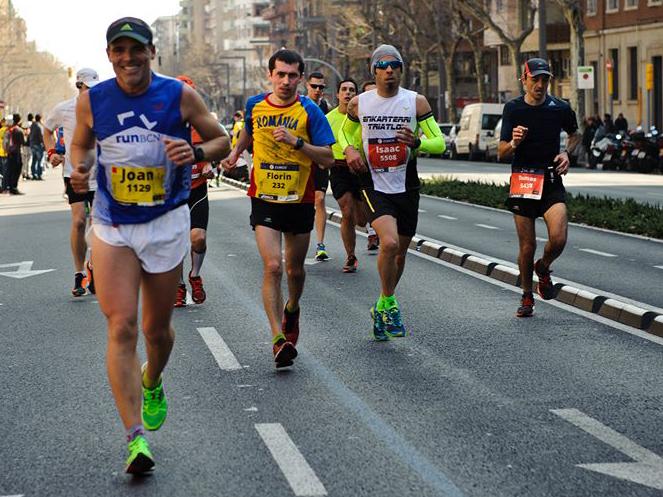 Marato de Barcelona 2016 – Venga Florian, Venga!