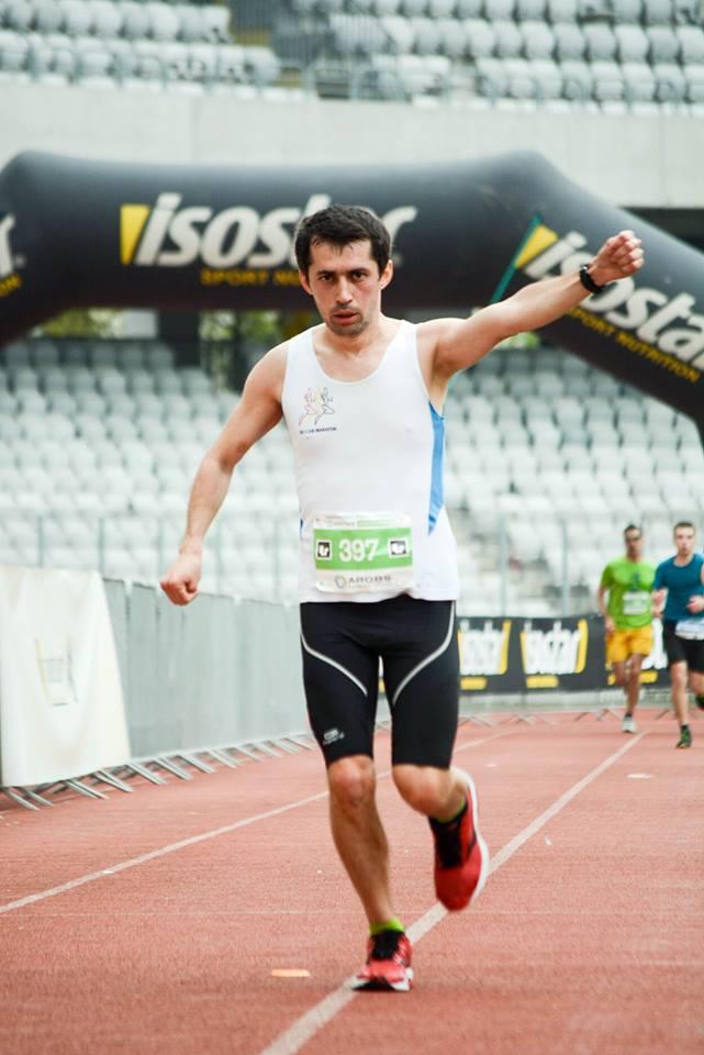 "Maratonul International Cluj-Napoca 2016 – Cand stadionul ""explodeaza"""