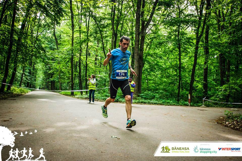 Baneasa Spring Trail Run 2016 – De Florii