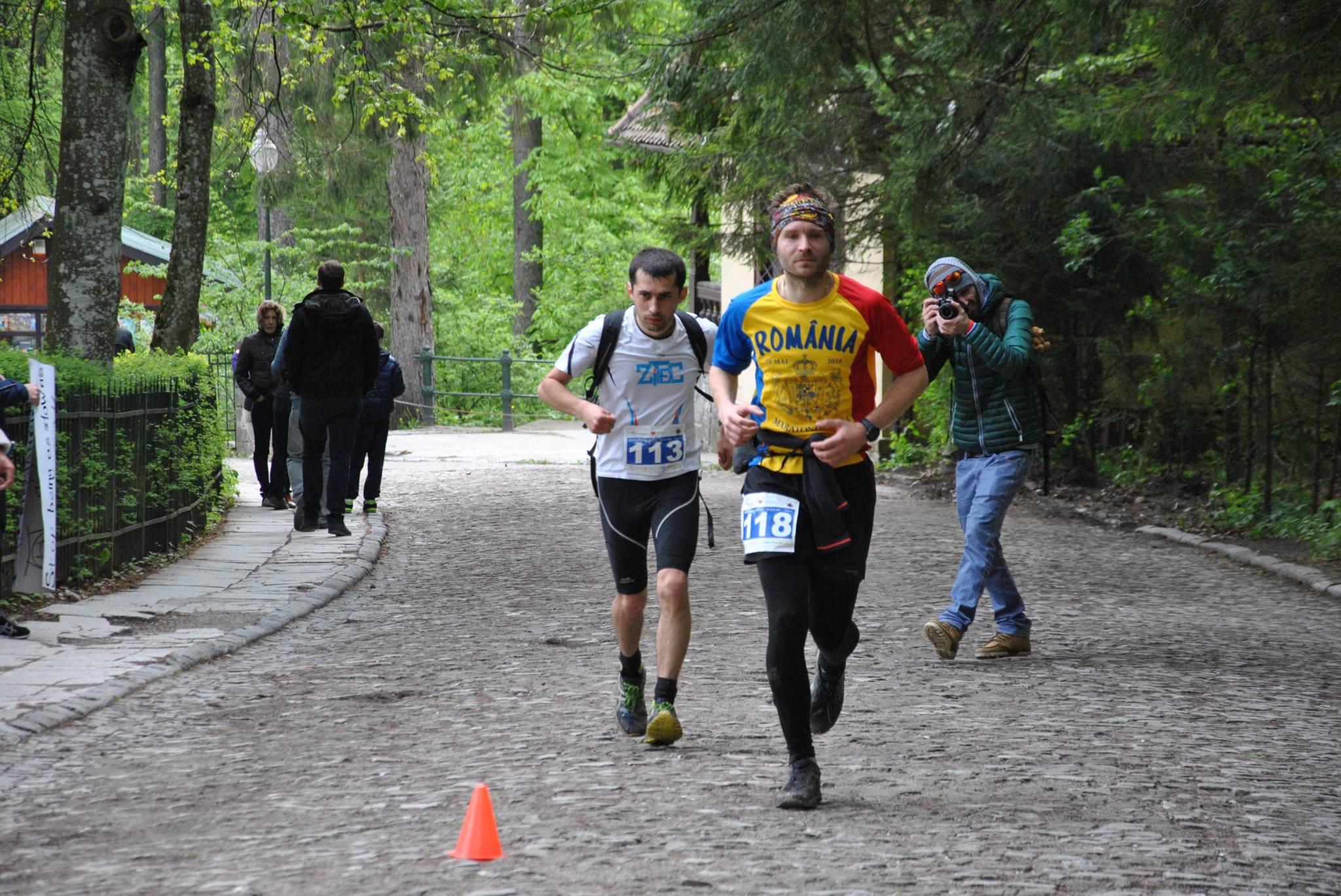 Maratonul Regal 2016 Sinaia – Pe cararile regale