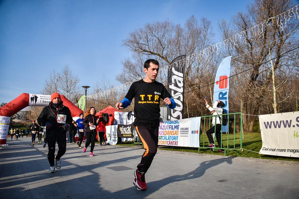 Maratonul Reintregirii Neamului Romanesc – Din nou pe Podium de ziua mea
