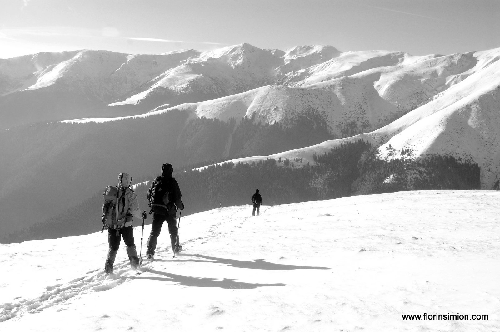 Tura de iarna: Iezer-Papusa – 12-13 Ianuarie 2013