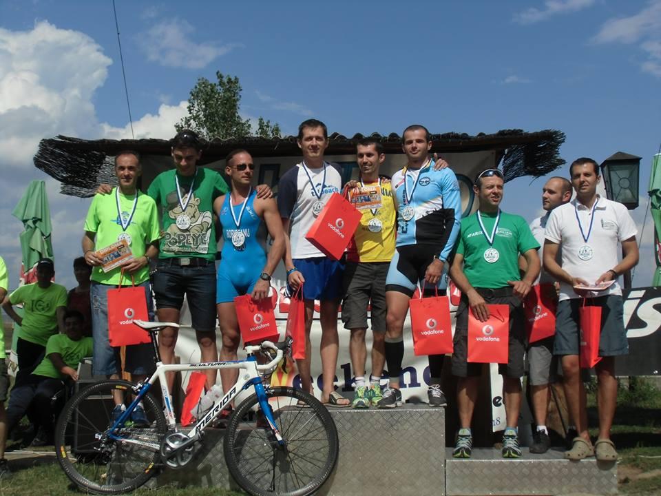 Triatlon – Cupa Romaniei Isostar – Reci/Sfantu Gheorghe – Raport