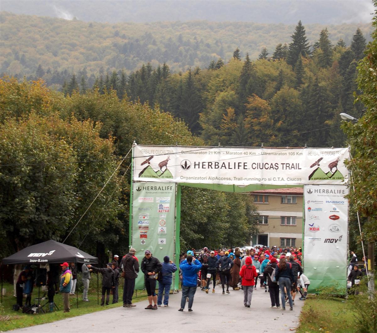 Ciucas Trail 2013 – Povestea