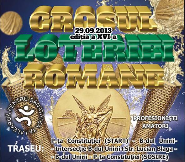 Crosul LOTERIA ROMANA 2013 – Raport