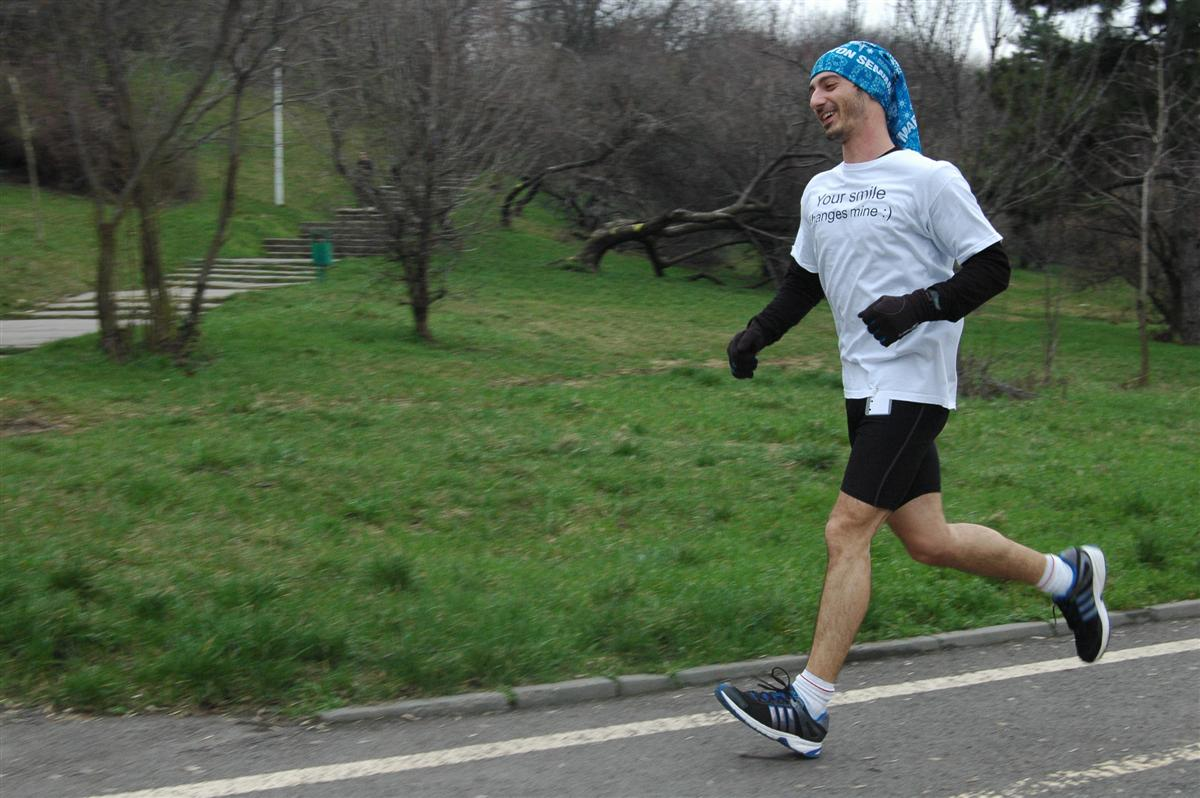 Ce inseamna TIME TRIAL RUNNING?