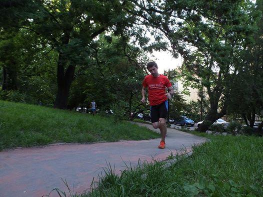 Romniceanu Stairs Run 2014 – Etapa a X-a Sub privirile lui Pavel