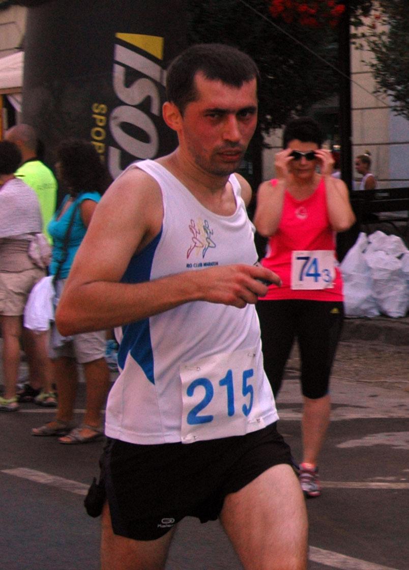 Semimaraton Sfantu Gheorghe 2015