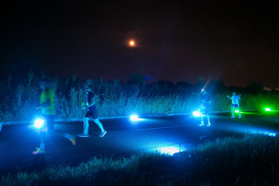 Full Moon Run 2015 – Parcare, proiectoare, difuzoare, alergare…