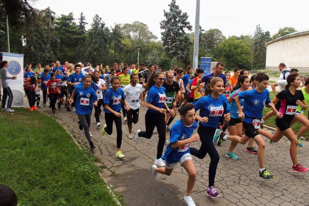 Crosul Cititorilor 2015 – Dau o carte pentru o alergare