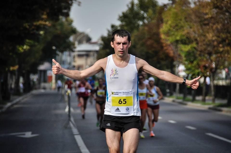 """Maratonul International Bucuresti 2015 – De la amator la """"elita"""""""