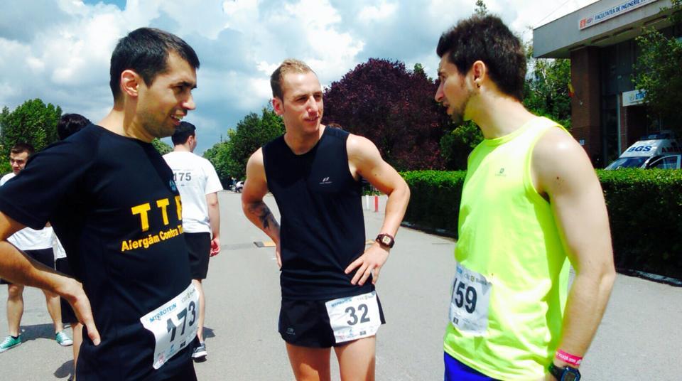 """Crosul """"Alearga pentru viata"""" 2016 – Fuga prin Campus"""