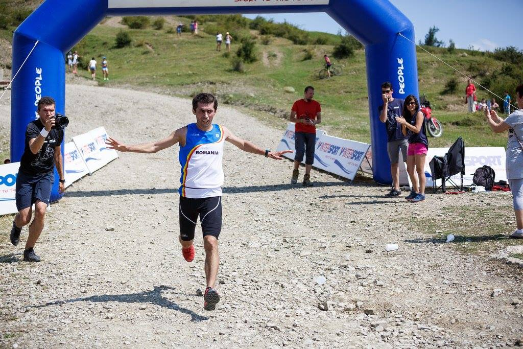 "Triatlon ""Fara Asfalt la munte"" (Slon) – Stafeta ""old school"""
