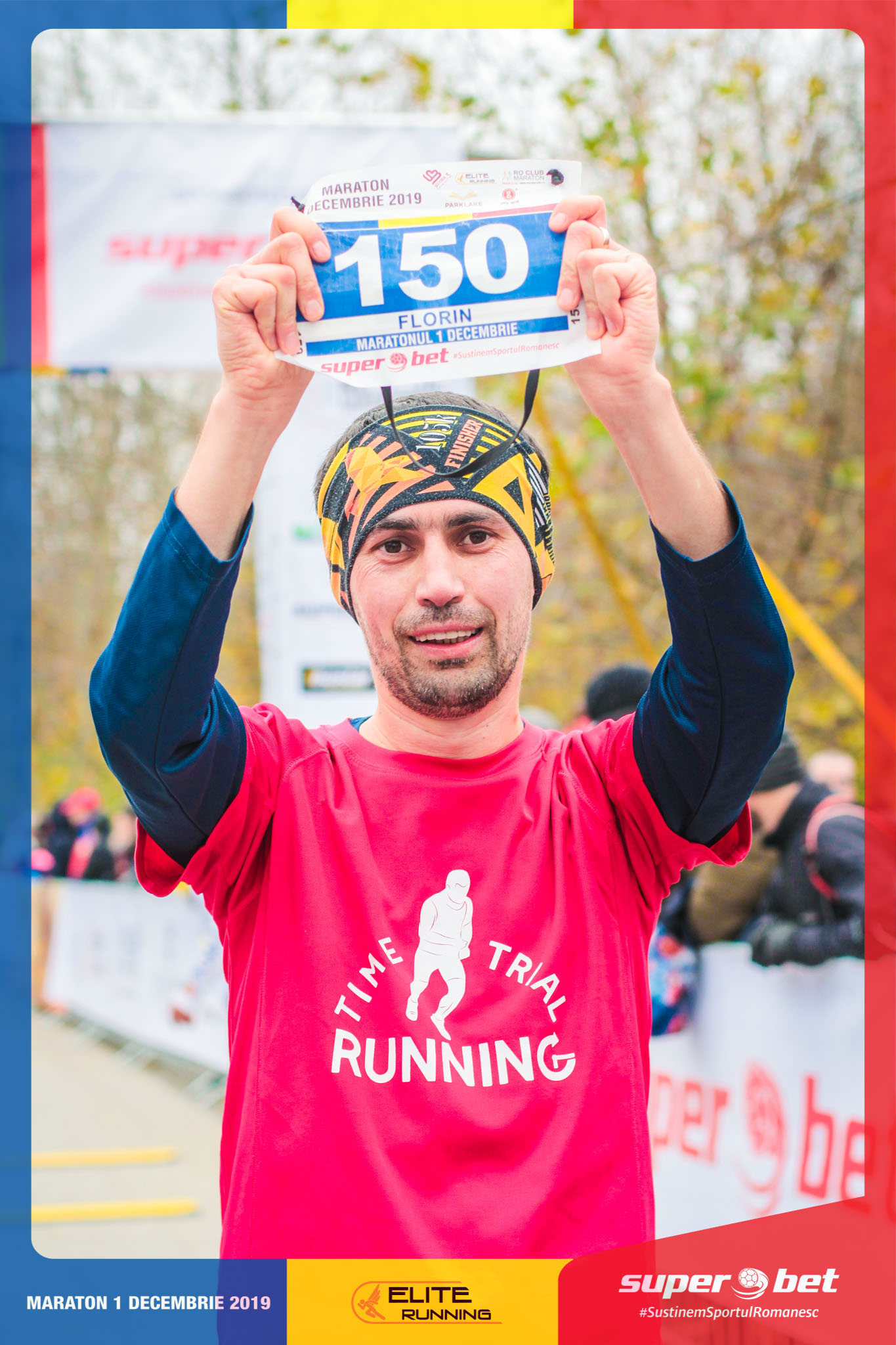 Al 150-lea maraton (Maratonul 1 Decembrie – 2019)