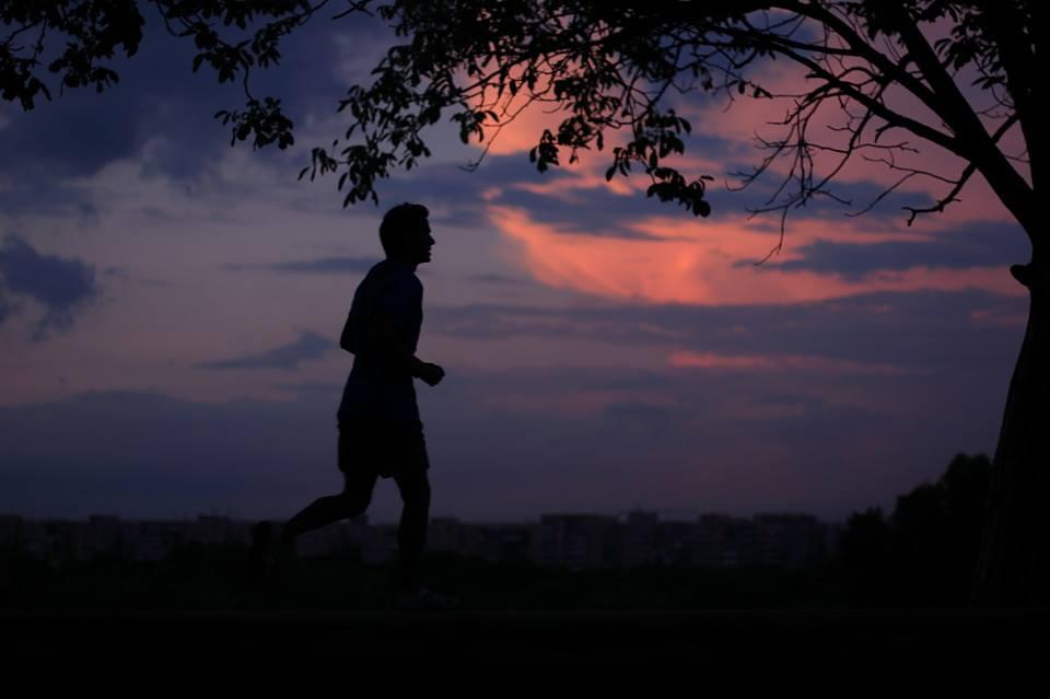 Gandurile unui alergator in vremuri de pandemie